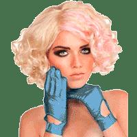 Аксессуары к костюму Леди Гага