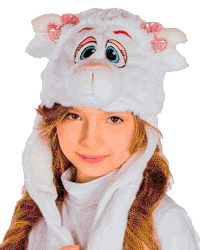 Карнавальные шапочки