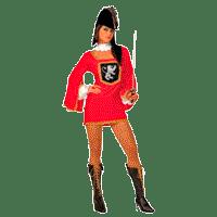 Женские костюмы мушкетеров