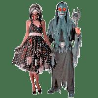 Костюмы нечистой силы на Хэллоуин