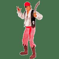 Костюмы пиратов на взрослых