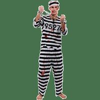 Костюмы преступников