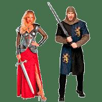 Костюмы рыцарей для всех