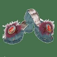 обувь для карнавальных костюмов детская
