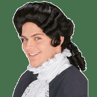 Мужские исторические парики