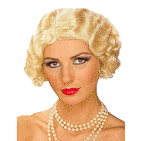 Парики блондинок