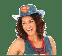 аксессуары к костюмам Супермена