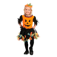 Детские костюмы Тыквы Джека