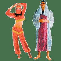 Восточные костюмы