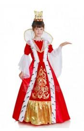 Костюм Французской королевы