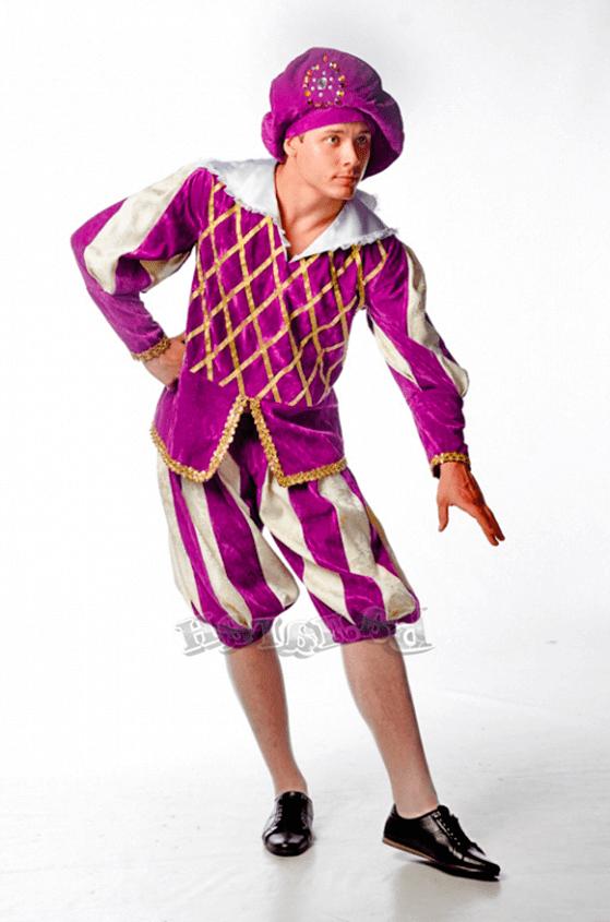 Исторический костюм Гамлета