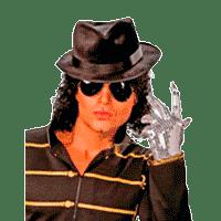 Аксессуары к костюму Майкла Джексона