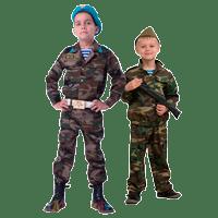 Десантники и спецназ