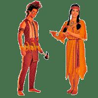 Индейские костюмы