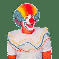 Клоунам