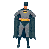 Костюмы Бэтмена