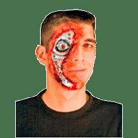 Накладные шрамы