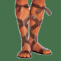 Мужская римская обувь