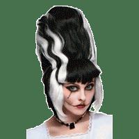 Женские парики для Хэллоуина