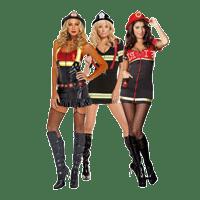 Пожарницы
