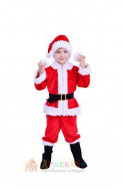 Костюм маленького Санта Клауса