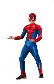 Костюм мускулистого Человека Паука для мальчика