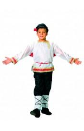 Русский народный костюм Иванушки